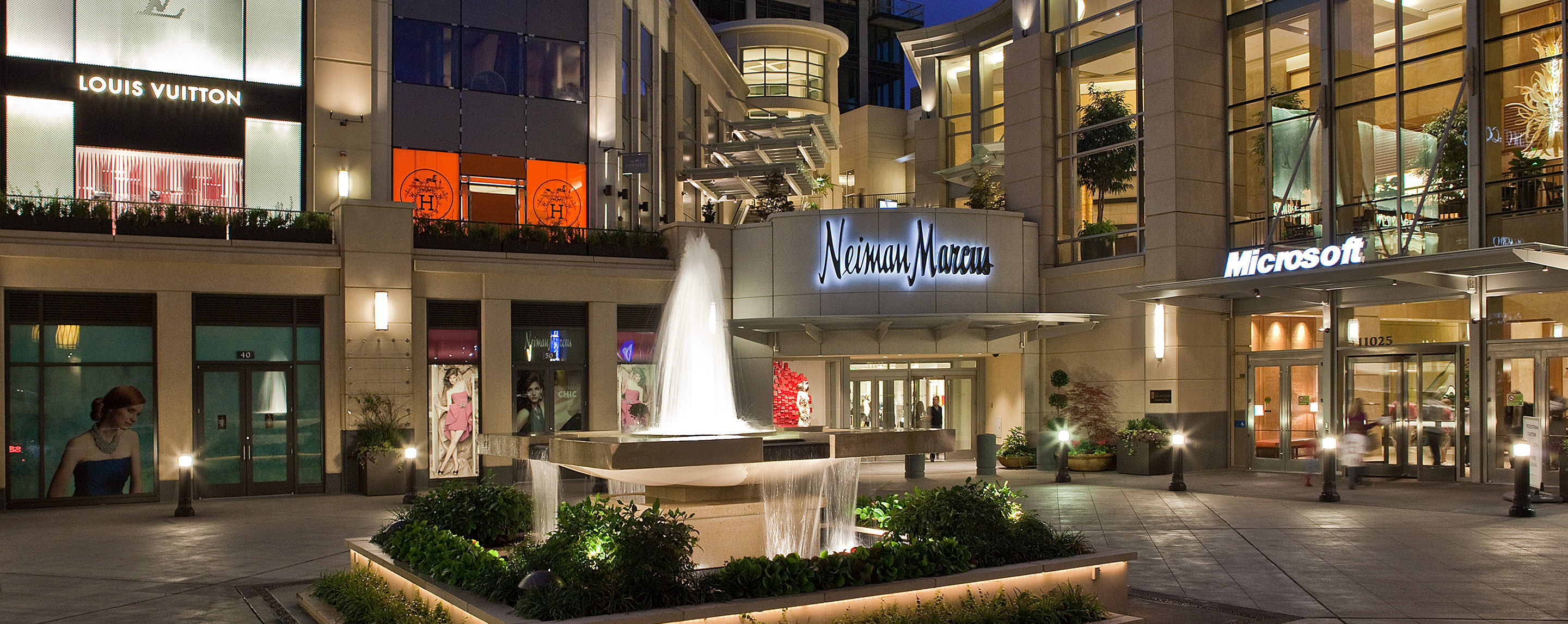 Retail Space For Lease In Bellevue Wa The Shops At The