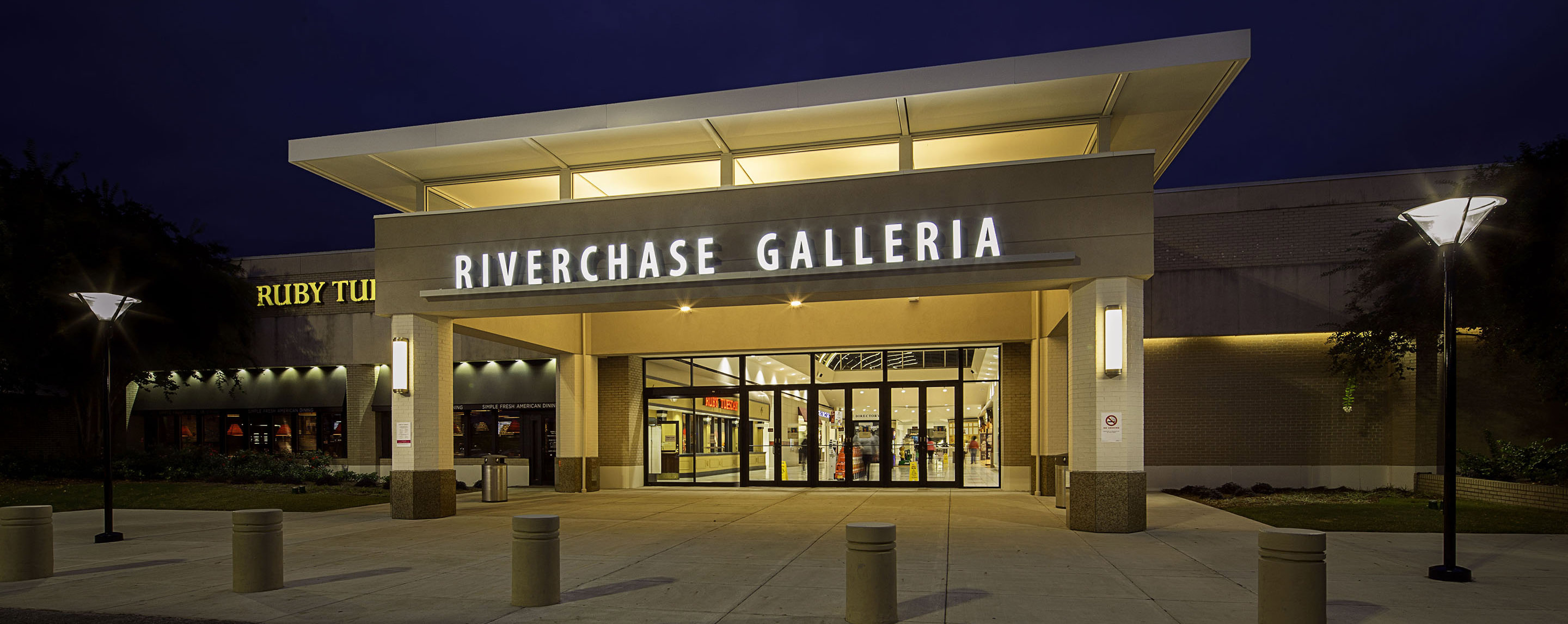 Retail Space For Lease In Birmingham Al Riverchase Galleria
